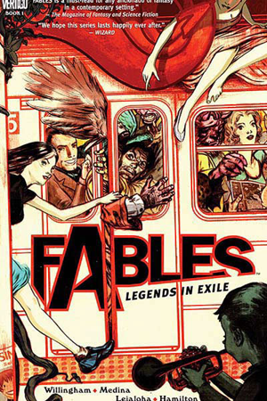 Fables The Deluxe Edition